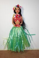 Vintage Polynesian Barbie Hula Dolls of the World Collection Hawaiian Mattel