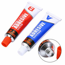 AB Modified Acrylic Adhesive Glue Shoe Goo Repair Tube Shoes Leather Rubber 2Pcs