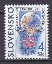 SLOVAKIA 2000**MNH SC# 351  Basketball