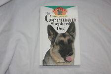 The German Shepherd Dog by Liz Palika (1995, Hardcover)