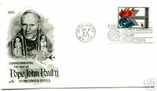 Pope John Paul II Visit to the United States Cover