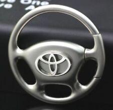 AUTO CAR wheel Keyring Keychain Key Chain Ring Keyring For Toyota yaris Box Gift