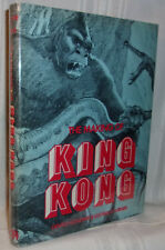 O Goldner & G Turner MAKING OF KING KONG First Edition SIGNED with Kong Drawing