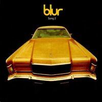 BLUR song 2 (CD, single, CD2) alternative rock, brit pop, indie rock, very good,