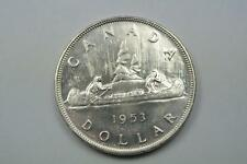 1953 Canada One Dollar Coin, Uncirculated N.S.F  - C2504