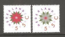 Nederland Netherlands 1542 - 1543   Postfris - MNH - Decemberzegels 1992