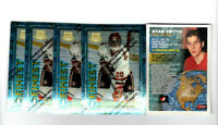 5 count lot 1994/95 Finest Team Canada Ryan Smyth Rookie Cards!! Oilers RC LOT!