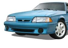87-93 Mustang GT Cobra Acrylic GTS Smoke Fog Driving Light Covers Pair GT0981S