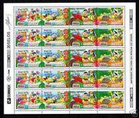 Brasilien 2479/82 Kleinbogen Comic Monika und Freunde