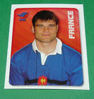 N°136 PELOUS XV FRANCE FFR MERLIN IRB RUGBY WORLD CUP 1999 PANINI COUPE MONDE