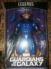 MARVEL GUARDIANS OF THE GALAXY LEGENDS SERIES DEATH'S HEAD II NEW IN BOX