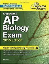 AP Biology Exam 2015 Princeton Review