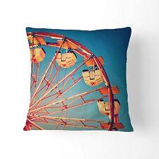 Colourful Cotton Print Cushion Cover Designer Throw Pillow Case Kids Home Decor