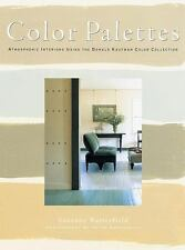 Color Palettes: Atmospheric Interiors Using the Donald Kaufman Color-ExLibrary