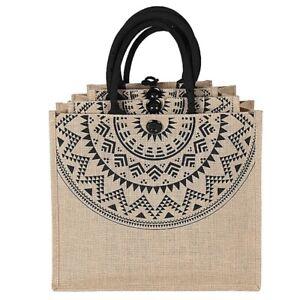 Women Linen Luxury Tote Large Capacity Female Casual Shoulder  Handbag Beach Bag