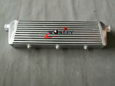Fmic Aluminum Intercooler 550x170x65 mm Delta Fin Same Side OUTS 2.2""