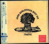 TRAFFIC-JOHN BARLEYCORN MUST DIE-JAPAN UHQCD Ltd/Ed G88