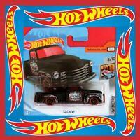 Hot Wheels 2018   ´52 CHEVY  327/365 NEU&OVP