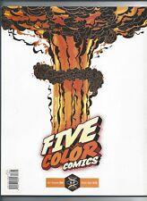 Art of Fiction Comics Five Color Comics 1 NM-/M 2008