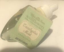 1 Bath & Body Works Wallflowers Home Fragrance Refill Bulb Eucalyptus Mint