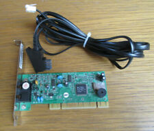 ? ASUS MODEM analog PCI 56K / 1456VQH61A(INT) inkl. Kabel