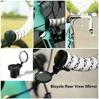 Rearview Bicycle Rear Wide Range View Mirror For Cycling Bike Handlebar