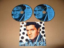 The Elvis Presley Collection Treasures 1960-1963 Time Life 2 cd 31 tracks 1999