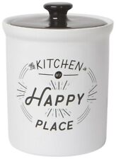 Now Designs Happy Kitchen Vintage Canister (5105009)