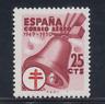 ESPAÑA (1949) NUEVO SIN FIJASELLOS MNH - EDIFIL 1069 (25 cts)TUBERCULOSOS LOTE 1