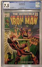 Iron Man #11 CGC 7.5