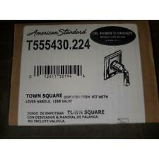 """AMERICAN STANDARD T555430.224 """"TOWNSQUARE"""" DIVERTER TRIM KIT WITH LEVER HANDLE,"""