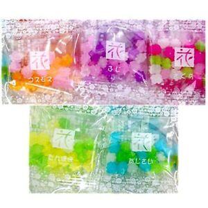 Kompeito, Konpeito Assort Set, Japanese sugar candy 5 pc set