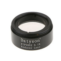 "1.25"" 31.7mm 0.5X Focal Reducer Thread M30x1mm for Telescope Eyepiece Lenses"