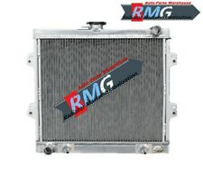 Aluminum Radiator For 1984-1995 Toyota PickUp 2.4L 4Row Automatic
