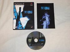 Scandal JAPANESE Playstation 2 Game PS2 Complete scandle Japan Import NTSC-J