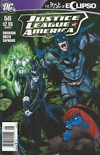 Justice League Of America Comic Issue 56 Modern Age First Print Robinson Booth