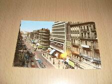 CPA Carte Postale Ancienne Marseille La Canebière