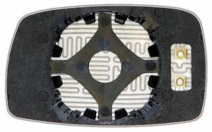 Rear view mirror VOLKSWAGEN Corrado 1989 1990 1991 1992 1994 1995 GLASS Left
