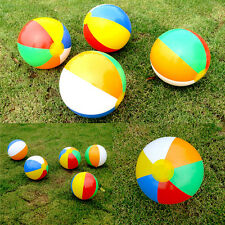 1 Pcs Beach Pool Ball Inflatable Aerated Air Stress Water Educational Toys ^