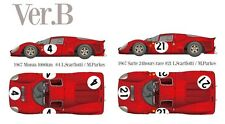 Model Factory Hiro 1/12 Ferrari 330 P4 Fulldetail kit Ver.B Closed body F/S