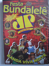 Festa do Bundalele Banda Viva Noite DVD Brazil 14 Songs 2005