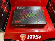 MSI Z370 KRAIT GAMING 1151 ATX Motherboard supports 8/9 Generations RGB mystic