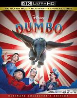 Dumbo 4k Ultra HD Blu Ray No Digital Code