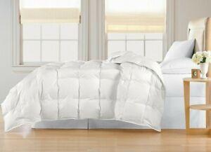 Blue Ridge Oversized White Goose Down Comforter, Full/Queen WHITE $410