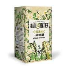 💚 Heath & Heather Bio Camomille Infusion 20 bags