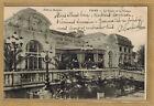 Cpa Vichy - le casino et le théâtre rp0592