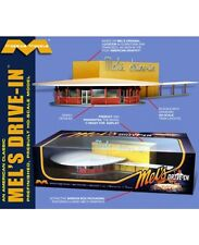 Moebius    HO MEL'S DRIVE-IN Finished  MOE2935