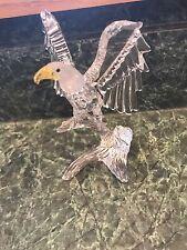 SWAROVSKI CRYSTAL AMERICAN BALD EAGLE 248003 RETIRED
