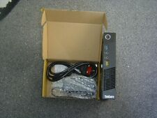 Lenovo M93 Tiny ThinkCentre PC 2.6GHz CPU, 4GB 1TB HDD Win 10 & Charger