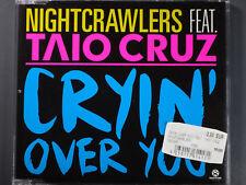 Nightcrawlers feat. Taio Cruz - Cryin'Over You >2 Track Single CD< (2011)
